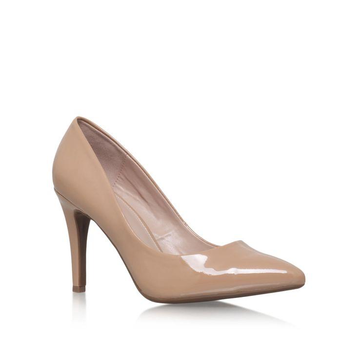 Carvela Kale high heel court shoes, Camel