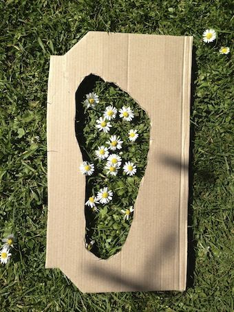 47 Incredibly Fun Outdoor Activities for Kids - Daisy Foorprints #hobbycraft