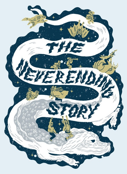 The Neverending Story - movie poster
