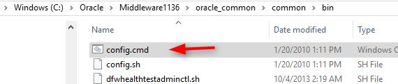 Configure WebLogic domain to support Oracle Unified directory (ODSM Installation)