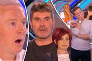 X Factor 2017: Simon Cowell shocked as Nicole Scherzinger breaks down 'Why are you crying? - https://buzznews.co.uk/x-factor-2017-simon-cowell-shocked-as-nicole-scherzinger-breaks-down-why-are-you-crying -