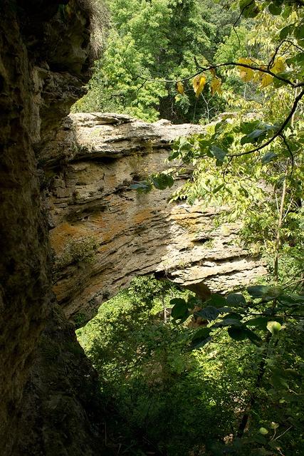 Natural Bridge, Natural Bridge State Park, WI