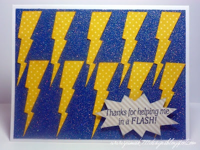 """Jaded Blossom """"Thanks for helping me in a Flash!"""": Flash Cards, Handmade Cards, Cards Creations, Heroes Cards"""