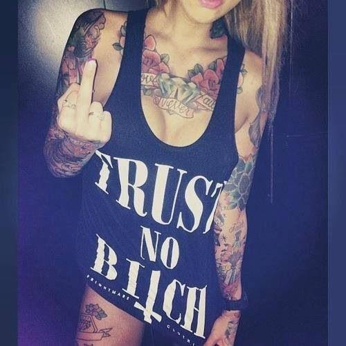 Tattoos on tattoos on tattoos