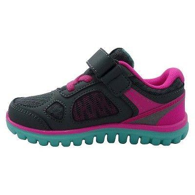 Toddler Girls' Premier 4 Performance Athletic Shoes C9 Champion - Gray 10, Toddler Girl's