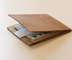 magic wood wallet tutorial instructables