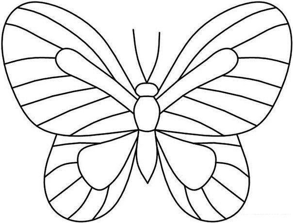 Hier finden Sie Schmetterlinge Ausmalbilder zum Ausdrucken. So ein Bild kann auch als ein kleines Geschenk sein. Viel Spaß beim Malen.