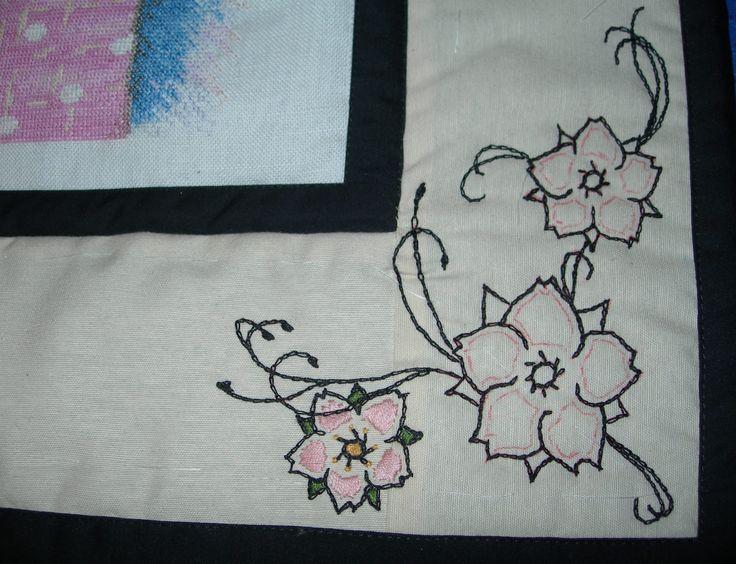 marco para tapiz