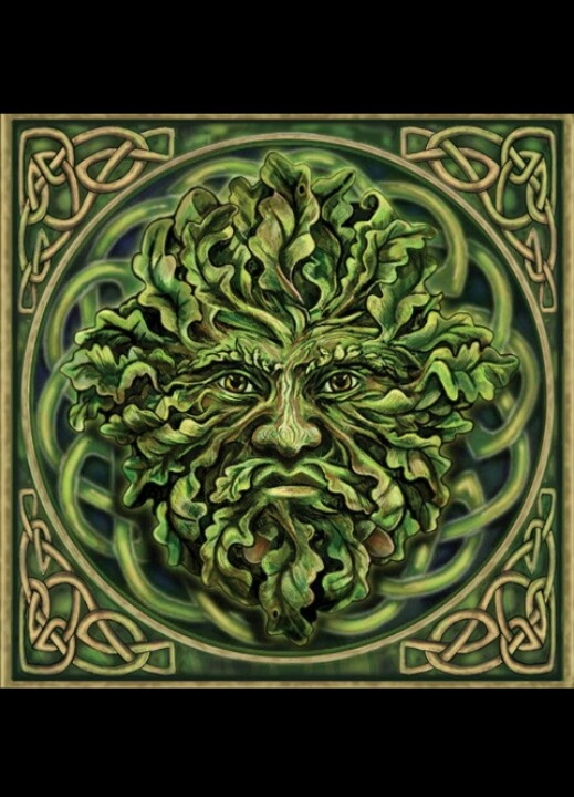Green Man More