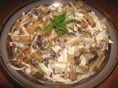 """Салат """"Улетный"""" с грибами - Кулинарный рецепт - Повар в доме"""