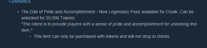 Battlerite patch notes throwing some serious shade...