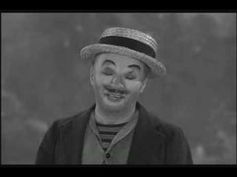 """Spring Is Here"" performed by Charlie Chaplin from the 1952 movie ""Limelight"", directed and written by Charlie Chaplin. (Words and music by Charlie Chaplin)"