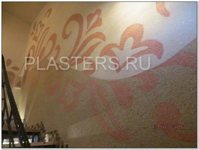 Начали ремонтировать #коридор с #лестницей на второй этаж и чердак. У нас сложные переходы и много углов. Увидев возможности #жидких_обоев #Silk_Plaster, остановили выбор на них. Проявили немного фантазии и украсили #стены #рисунками. Для #ремонта использовали три вида обоев.  https://www.plasters.ru/info/design-ideas/aktsiya_remont_povod_dlya_tvorchestva/malishev_denis/