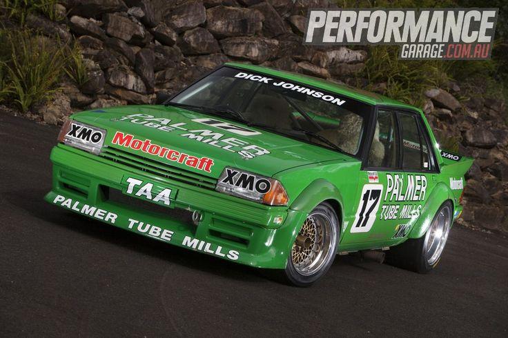 DJR XE Falcon Group C race car - such a tough looking car!