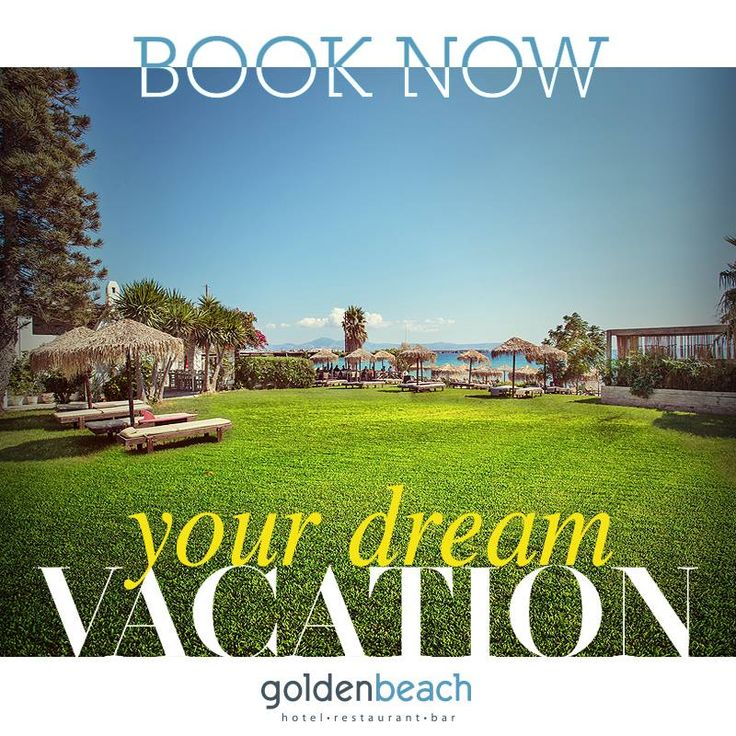 book now your dream vacation... visit: www.goldenbeach.gr #goldenbeachhotel #goldenbeach #beach #paros #holidays #greece #hotel #summer #toparos