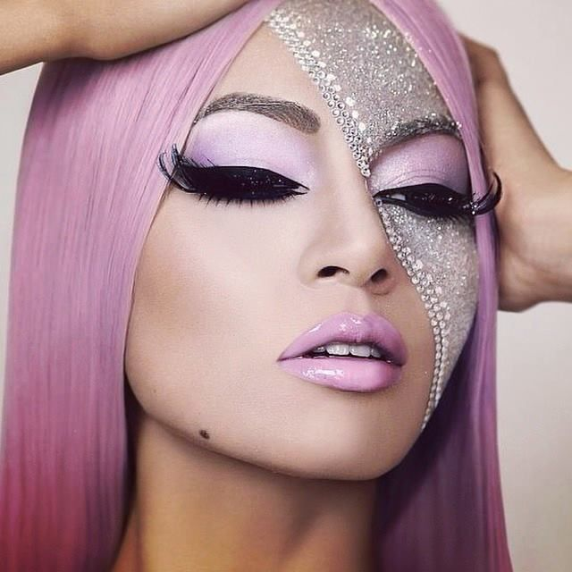 17 best images about extreme makeup looks on pinterest