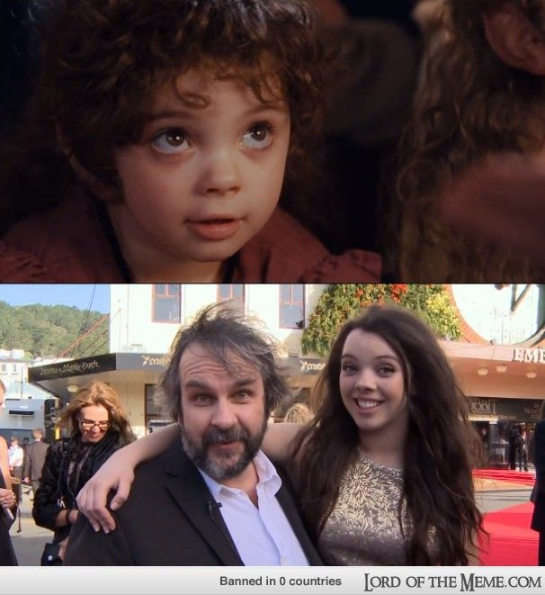 Time between FoTR and The Hobbit films: This really put it in perspective for me.