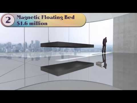 Here is our top 10 list of the World's #MostExpensive beds – VIDEO HERE! #Homedecor #Furnisher #design #MargateKZN http://bit.ly/1MMDqXz
