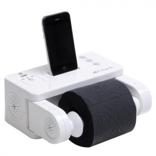 Les 25 meilleures id es concernant derouleur papier wc sur pinterest d vidoir papier toilette - Derouleur papier wc design ...