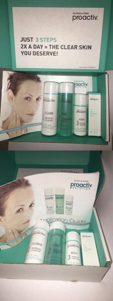 Acne and Blemish Treatments: Proactiv Acne Skin Care Solution 4Pc 60 Day Supply Kit New Formula Treatment Set -> BUY IT NOW ONLY: $42.99 on eBay!