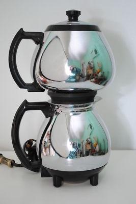 Vinyage vaccum coffee percolator