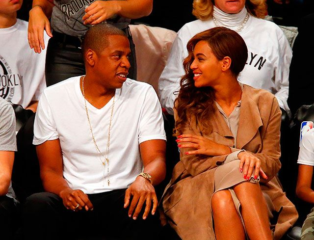 Strongest couple ever - Beyonce and Jay-Z speak out on Solange lift attack