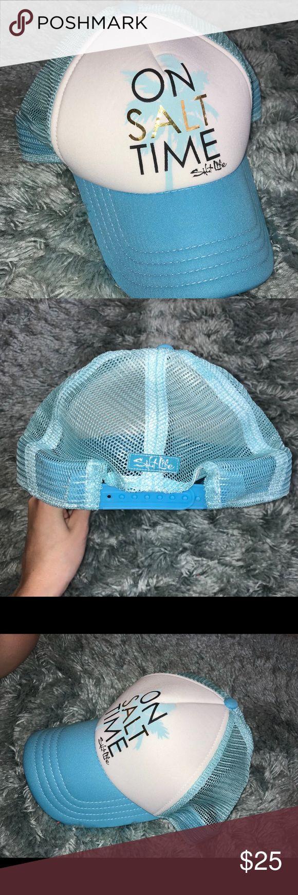 Salt Life Hat Never worn, brand new condition! Salt Life Accessories Hats