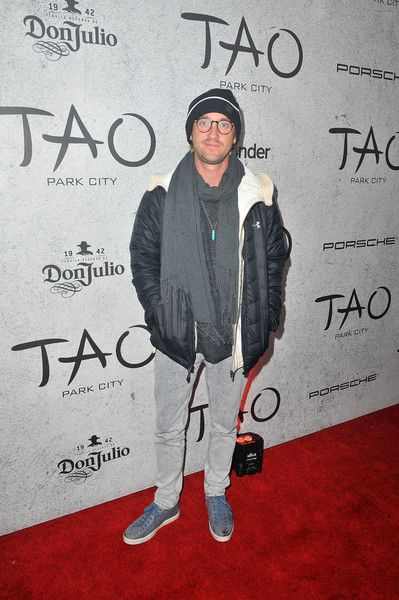Tom Felton Photos - Actor Tom Felton attends TAO Park City Presented by Tinder and Tequila Don Julio at TAO Park City on January 20, 2018 in Park City, Utah. - TAO Park City x Tinder