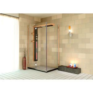 Aqua Plus  dusch hörna