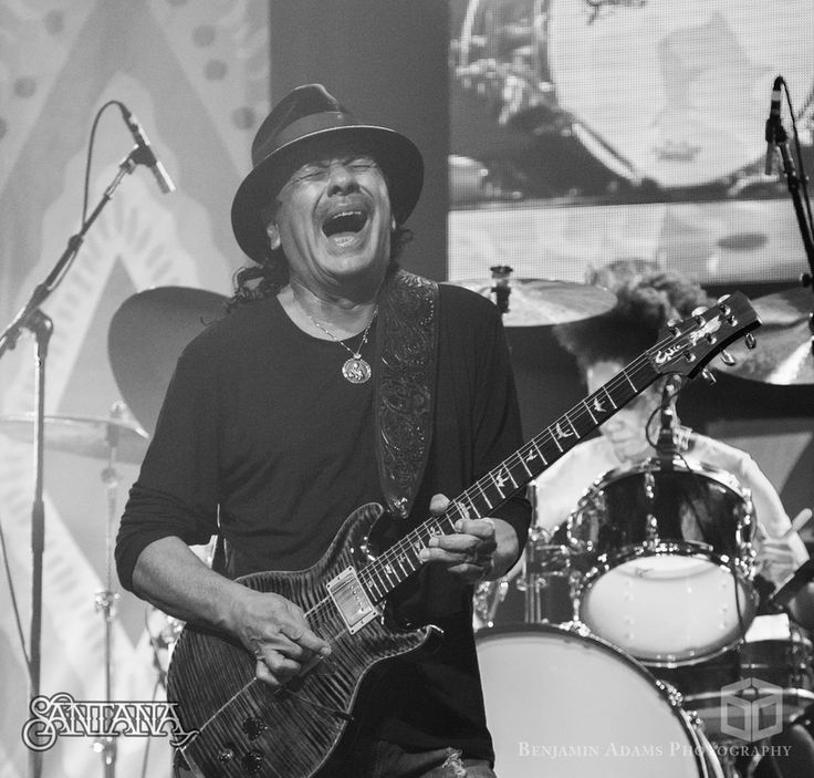 Carlos Santana has a lot in store for the future, including a reuniting of his original band and a new super group!