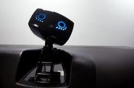 AIDA - Affective Intelligent Driving Agent