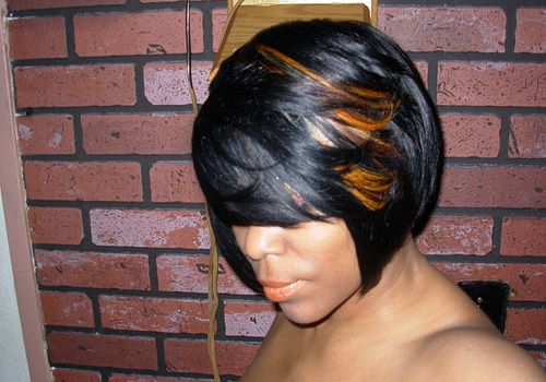 1000+ Images About Black Hairstyles On Pinterest