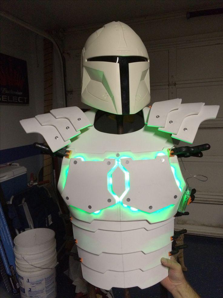 My Mandalorian Legacy armor