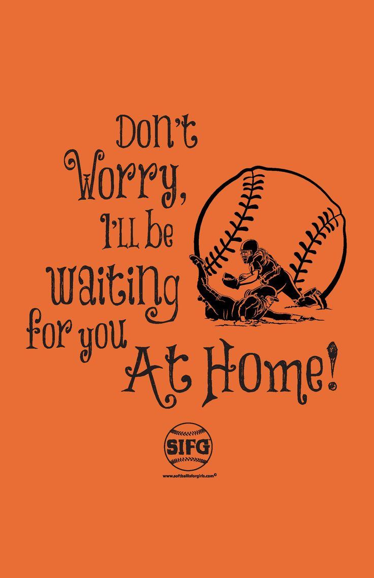 For the catcher at home