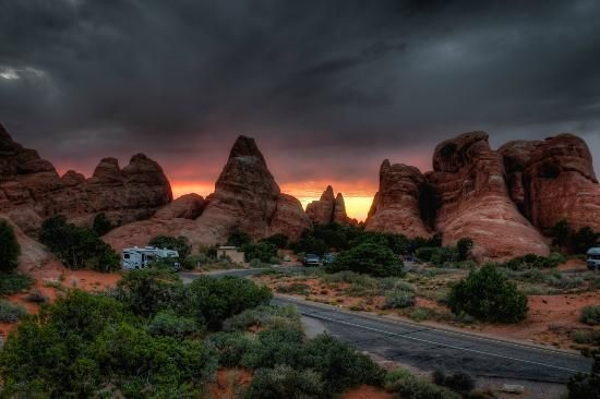 Devil's Garden Campground - UPDATED 2016 Reviews (Arches National Park, Utah) - TripAdvisor