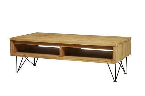 GlobeWest - Nova Rectangular Coffee Table