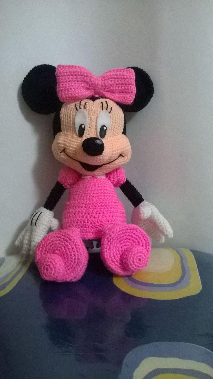 Patron Amigurumi Baby Minnie : 56 best images about Amigurumis on Pinterest Anna frozen ...