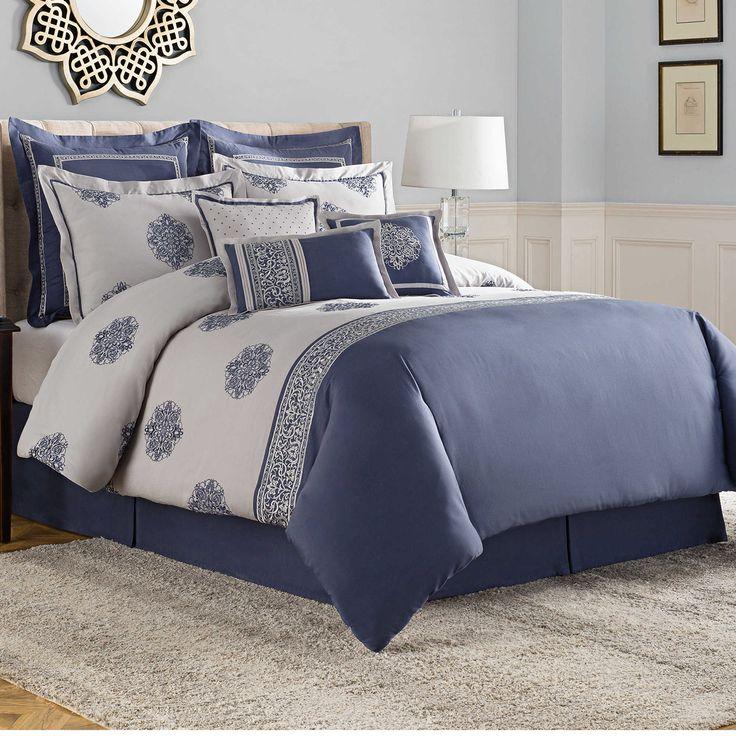 Bridge Street Santorini Comforter Set Home Design