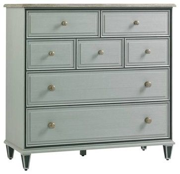 Preserve-Beaufort Media Chest - traditional - Media Cabinets - Stanley Furniture Co Inc