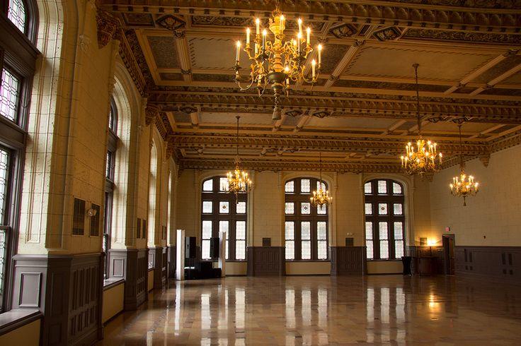 The Mark Twain Ballroom | Kansas City Wedding Venue