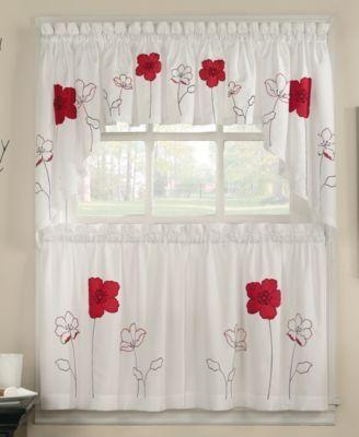 M s de 25 ideas incre bles sobre cortinas para cocina en for Cortinas para muebles de cocina