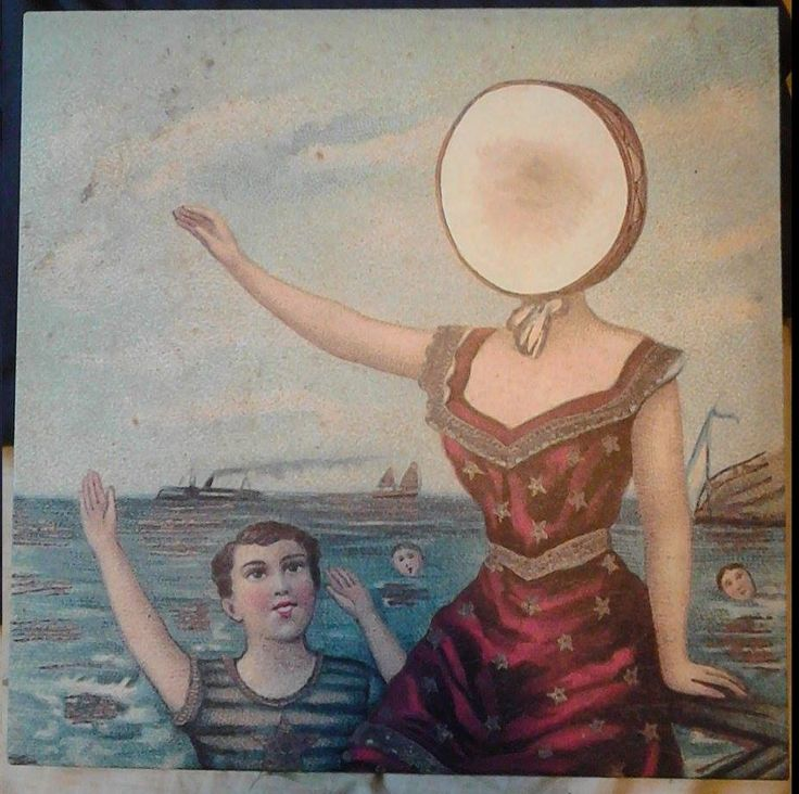 Neutral Milk Hotel  In The Aeroplane Over The Sea  On Vinyl