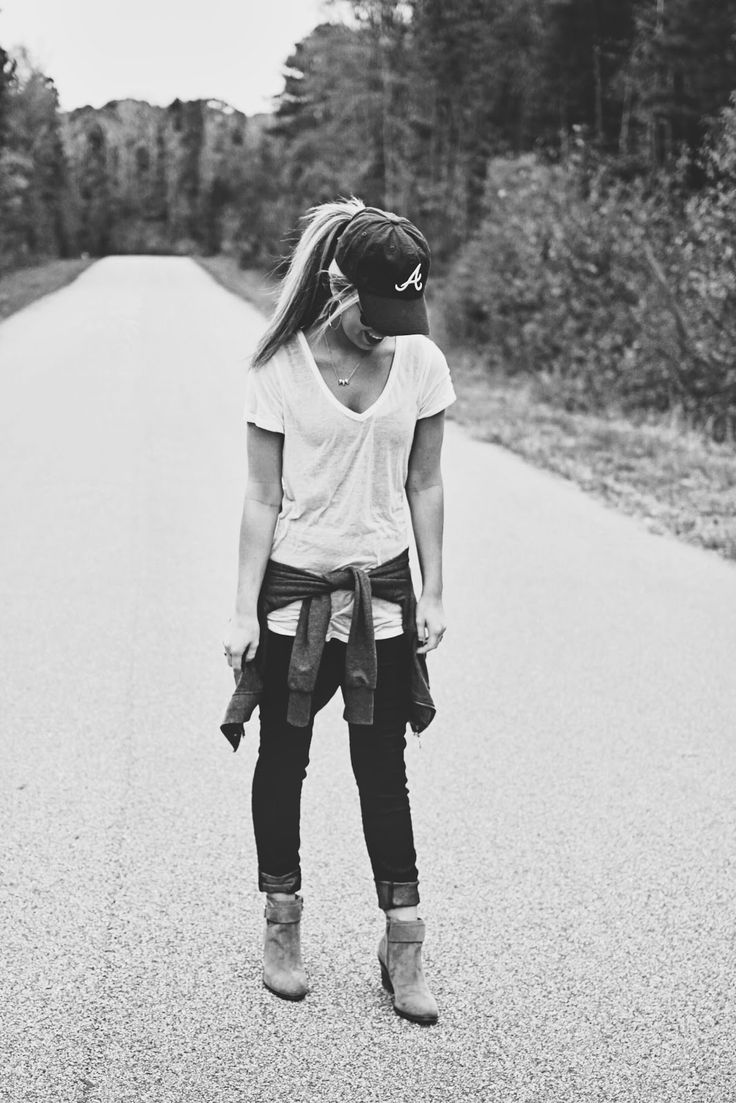 Cute, casual outfit!