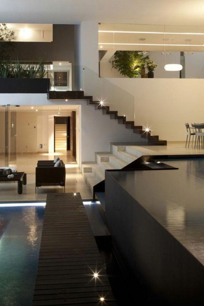 21 Interiores de casas de dos pisos