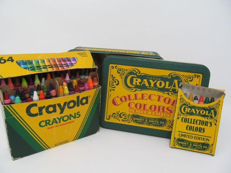 10 best Crayola crayons images on Pinterest | Ceras, Actividades y ...