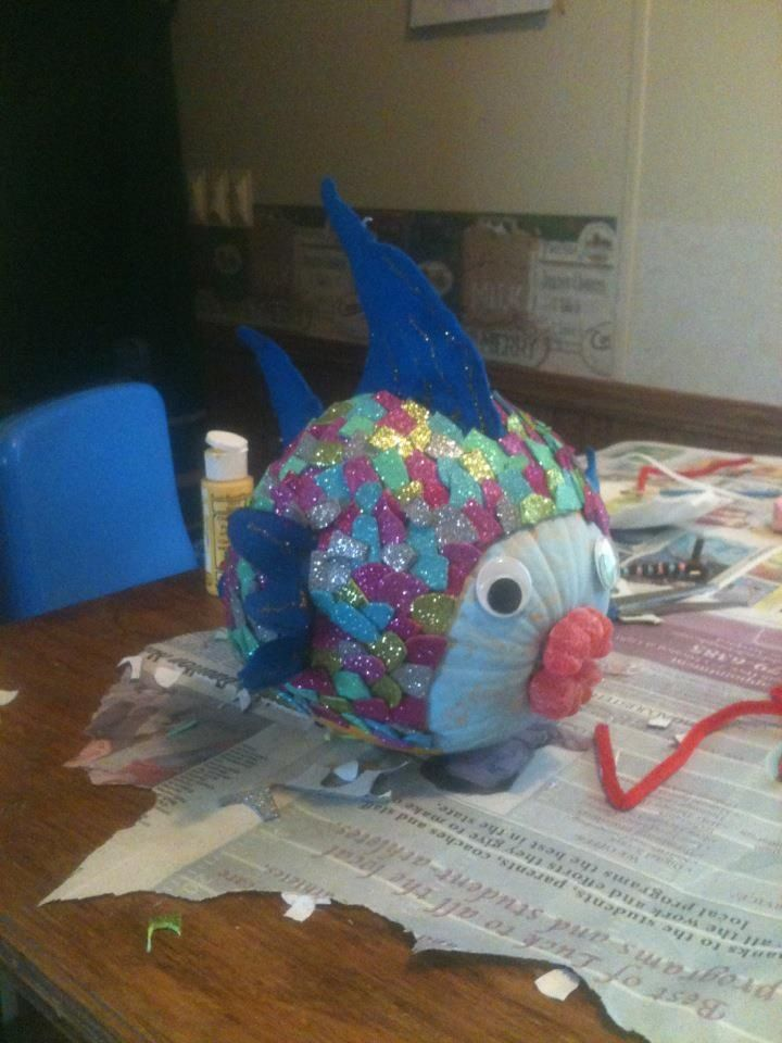 This Is the Story book character pumpkin we did