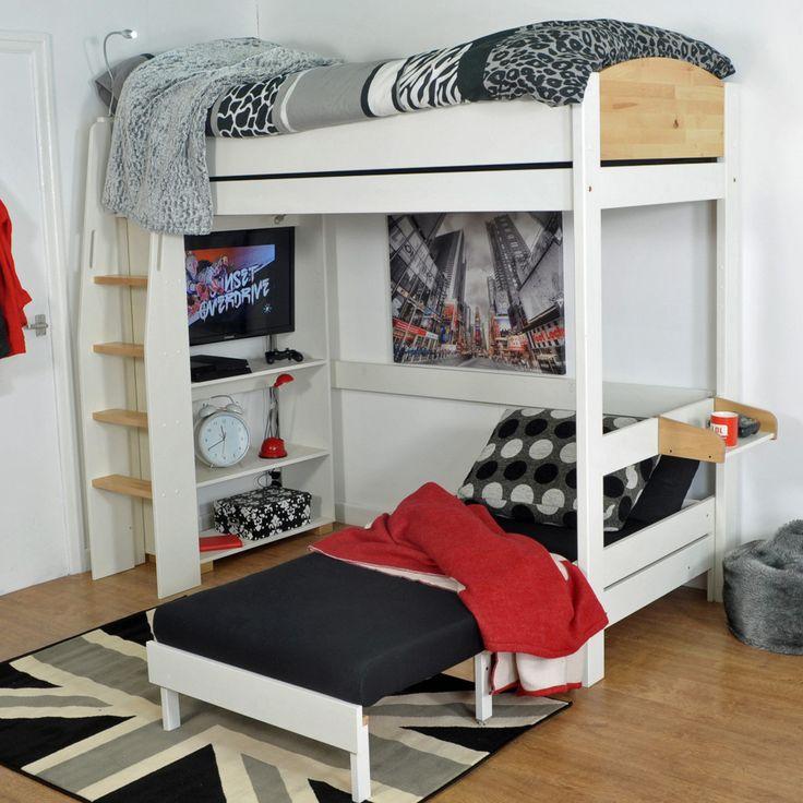 26 best Highsleeper Loft Beds images on Pinterest