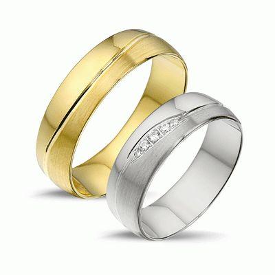 Witgouden ringen, scherp geprijsd van topkwaliteit bij AllianceRingen.