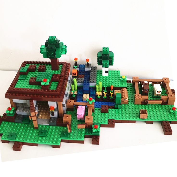 Minecraft Farm Building Blocks toy Compatible With Lego   $ 57.00 // Free Worldwide Shipping     #Minecraft #Minecrafting #Minecraftsword #Minecrafttoy #Minecraftweapons #Creeper #Creepers #Minecraftzombie #Minecraftpickaxe #Pickaxehero #Steve #Minecraftxbox #Minecrafting #Minecraftmobs #s4s #Minecraftlife #Minecraftonly #Minecraftpe #Minecraftpocketedition #Minecraftftw #Minecraftgirl #Minecraftcake #Minecraft4life #Minecraftisawesome #Minecraftfx #Minecraftlife #Minecraftglasses
