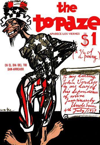 The Topaze: número dedicado al aniversario de USA